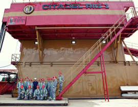 Rig 1 Crew Team
